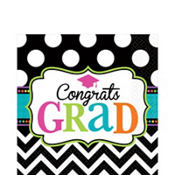 Dream Big Graduation Lunch Napkins 125ct