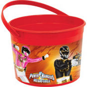 Power Rangers Megaforce Favor Container