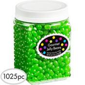 Kiwi Green Jelly Beans 1100pc