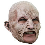 Chinless Zombie Mask - World War Z
