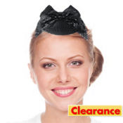 Bat Bow Fascinator