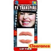 Lip Tuck Prosthetics