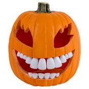 Pumpkin Buck Teeth