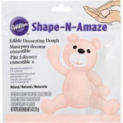 Natural Edible Decorating Dough