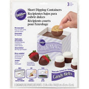 Candy Dipping Containers 3ct