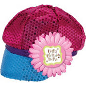 Sweet Stuff Sequin Birthday Hat