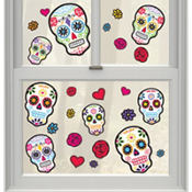 Day of the Dead Decals 20ct