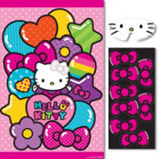 Rainbow Hello Kitty Party Game