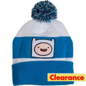 Finn Adventure Time Beanie