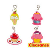 Loom Band Treats Charms 4ct
