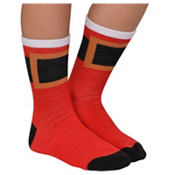 Child Santa Crew Socks