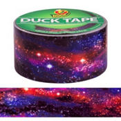 Galaxy Duck Tape