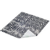 Zebra Duck Tape Sheet