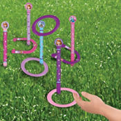 Sofia the First Ring Toss & Horseshoes Game 13pc
