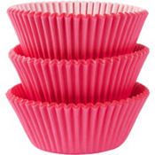 Pink Baking Cups 75ct