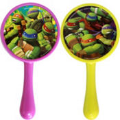Teenage Mutant Ninja Turtles Maracas 2ct