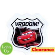 Light-Up Lightning McQueen Cars Yazzle