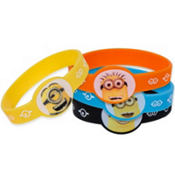 Despicable Me Bracelets 4ct