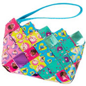 Doc McStuffins Candy Wrapper Wristlet