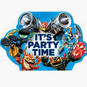 Skylanders Invitations 8ct