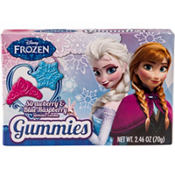 Frozen Gummy Candy