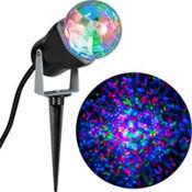 Multicolor Kaleidoscope Spotlight