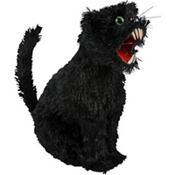 Evil Furry Black Cat
