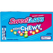 SweeTARTS Mini Chewy Candy Concession Box 75pc