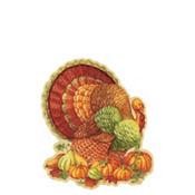 Joyful Thanksgiving Cutout