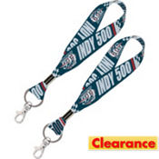 Indy 500 Bottle Opener Key Strap Lanyard