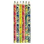 Multicolor Pencils 6ct
