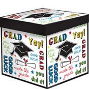 Multicolor Graduation Gift Box