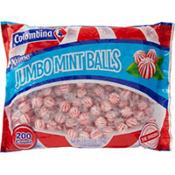 Jumbo Mint Balls 175ct