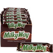 Milk Chocolate Milky Way Bars 36ct