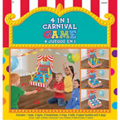 4-in-1 Carnival Games Set