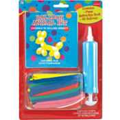 Twisty Balloon Kit with Pump