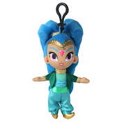 Clip-On Shine Plush - Shimmer and Shine