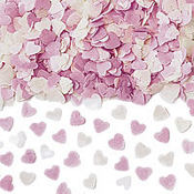 Paper Mini Heart Confetti 2oz