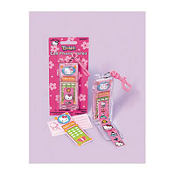 Hello Kitty Cell Phone Notes
