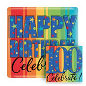 A Year To Celebrate 100th Birthday Party Supplies
