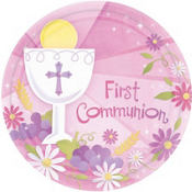Girl's First Communion Party Supplies