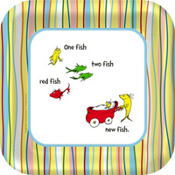Dr. Seuss Baby Shower Party Supplies