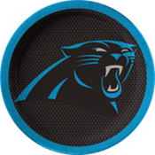 NFL Carolina Panthers Party Supplies