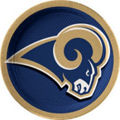 NFL St. Louis Rams Party Supplies