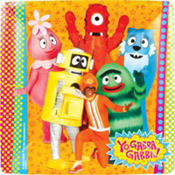 Yo Gabba Gabba! Party Supplies