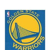 Golden State Warriors Party Supplies