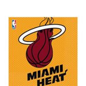 NBA Miami Heat Party Supplies