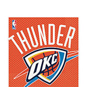 Oklahoma City Thunder Party Supplies