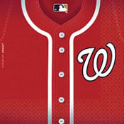 Washington Nationals Party Supplies