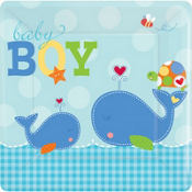 Ahoy Baby Boy Baby Shower Party Supplies